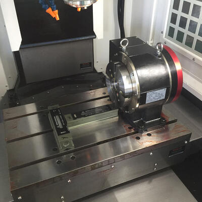 7 DDR Rotary Table 125 4X
